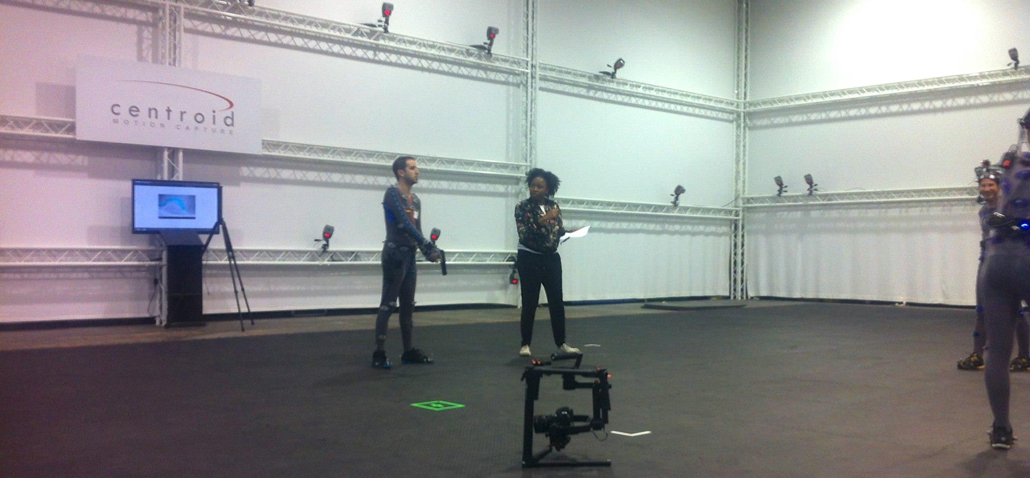 Embodying Your Mocap | Movement Training for Motion Capture