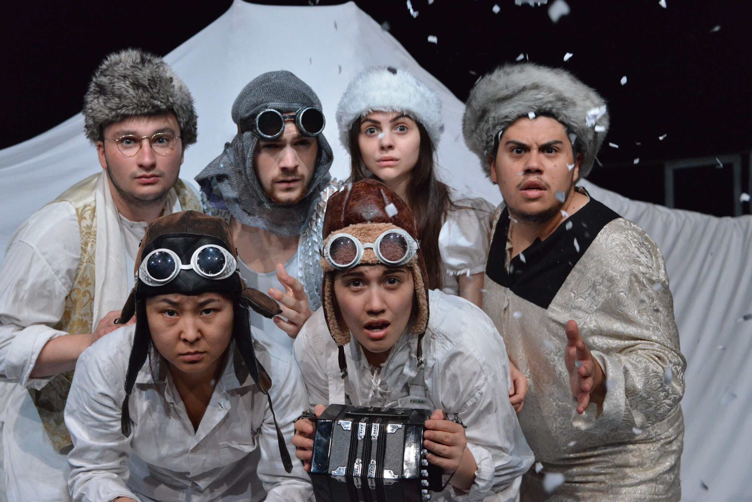 My Love Lies Frozen in the Ice -Dead Rabbits Theatre – PERFORMANCE