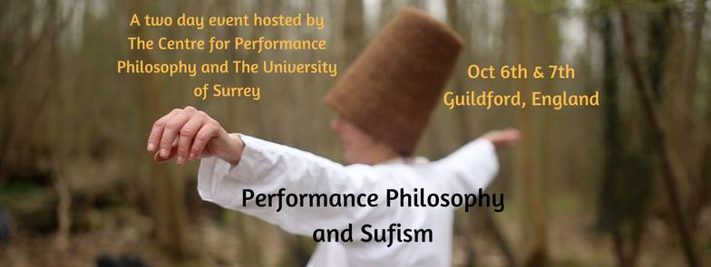Performance Philosophy and Sufism
